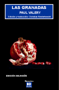 Portadalasgranadas Editorial poesía Ediciones Rilke PUBLICAR UN LIBRO - PUBLICAR LIBRO
