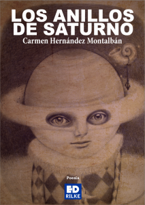 LOS ANILLOS DE SATURNO. CARMEN HERNÁNDEZ MONTALBÁN 0 PortadaLosanillosdeSaturno
