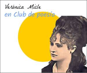 Veronica Micle en Club de poesia